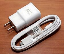 Samsung Adaptive FAST CHARGER LG V10 Droid Turbo 2 Galaxy Note 5 S7 S6 Edge+