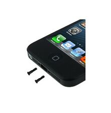 2 Screws Pentalobo For IPHONE 5 Spare Parts Black Metal Accessory Kit Smartphone