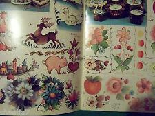HERITAGE DESIGNS V1 JO SONJA 1983 FOLK ART TOLE PAINTING BOOK
