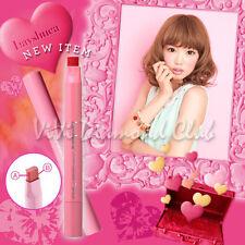 Kanebo Lavshuca 3D Double Colors Two Tone Lipstick 1.25g NEW