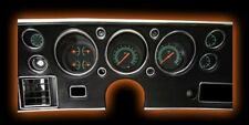 1970-1972 Chevy Chevelle El Camino Monte Carlo SS G-Stock Series 3 Gauge Package