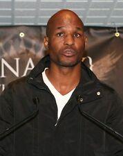 Bernard Hopkins Boxing World Champion from Philadelphia 8x10 Glossy Color Photo