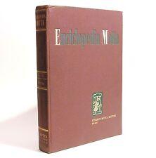 ENCICLOPEDIA MOTTA VOL. VIII - FEDERICO MOTTA EDITORE - MILANO 1966