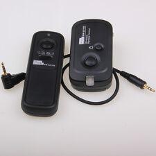 Pixel RW-221 Wireless Shutter Remote for Panasonic LC1 L10 L1 FZ150 FZ100 FZ50