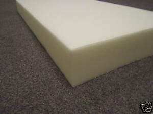 "Mattress Foam Rubber King 5"" x 76"" x 80"" Made in USA !! A+ Quality"