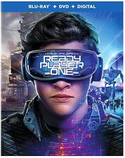 Ready Player One (Blu-ray Disc ONLY, 2018)
