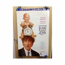 FUNNY ABOUT LOVE Original Home Video poster Gene Wilder