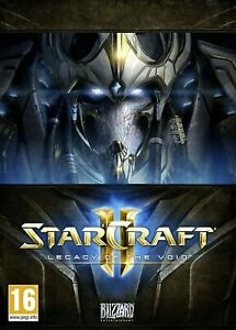 Starcraft 2: Legacy Of The Void PC/Mac - NEW SEALED