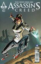 ASSASSINS CREED ISSUE 1 - REGULAR COVER TITAN COMICS