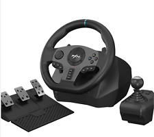 Pxn V9 Racing Steering Wheel With Shifter For Pcps3ps4xbox Oneswitch 900deg