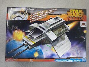 Hasbro Star Wars Rebels The Phantom Attack Shuttle