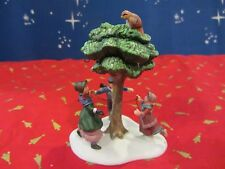 Dept 56 A Partridge In A Pear Tree - Twelve Days of Dickens #58351 (1112&1115)