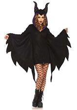 Leg Avenue Costume Femme Maléfique Noir Taille XL