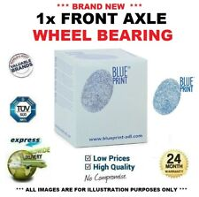 1x ADL BLUEPRINT Front Axle WHEEL BEARING for MAZDA DEMIO 1.5 16V 2000-2003