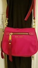 MARC By Marc Jacobs M0010786 Trooper Small Nomad Saddle/Crossbody/Shoulder Bag