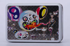 10 Takashi Murakami Designed Mr. DOB Empty can Kaikai Kiki Flower from Japan