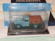 1952 IAME Rastrojero Diecast Car inolvidables Argentina Sealed 1/43 USA Seller