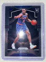 RJ Barrett 2019-20 Panini Prizm Basketball RC #250 NY Knicks Rookie 🔥