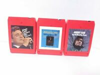 3 Johnny Cash 8 Tracks - Any Old Wind That Blows, Golden Hits III & Greatest Hit