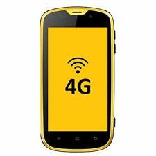 4G Sim Free Mobile Phone,Rugged Smartphone, E&L W5 4.0 Inch Display Dual SIM