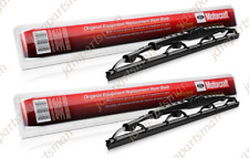 "MOTORCRAFT Premium Wiper Blade 24"" & 20"" (Set of 2) Front - WW2400PC + WW2000PC"