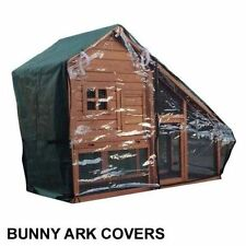 Bunny Ark Rain Cover For Rabbit Hutch Run Covers Pet Hutches Ferret Cages RH10