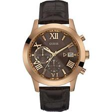 Men's Analogue GUESS Wristwatches with Chronograph