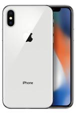 Apple Iphone X - 64GB - Silber (Ohne Simlock) NEU OVP Händler