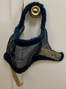 Blue Foal Fly Mask. Supermask