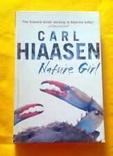 Nature Girl by Carl Hiaasen FREE AUS POST! used ex-library used paperback