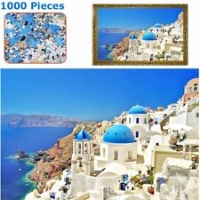 1000 Pieces Children Adult Kids Puzzles Educational Toy Decoration Jigsaw Gift