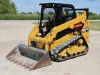 2017 Caterpillar 259D Skid Steer Track Loader Crawler Aux Hyd 2 Speed bidadoo