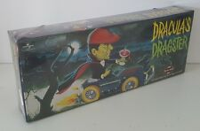 Polar Lights Dracula's Dragster Plastic Model Kit #5026 Made in 1999