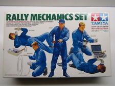 Tamiya 1:24 Scale Rally Mechanics Set Model Kit - New - Kit # 24226*1300