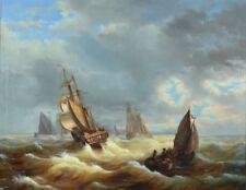 Peintures et émaux du XIXe siècle et avant école hollandaise pour réalisme