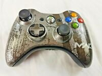 genuine Microsoft Xbox 360 wireless controller Call of Duty Modern Warfare MW3