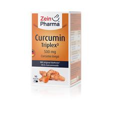 Curcumin-Triplex Extrakt 500mg 95%Curcumin C3 Complex 90 Kapsel vegan  BioPerine
