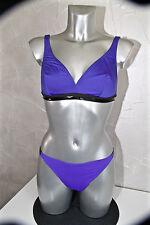 bikini gris et bleu ERES bonus/etude T 44 fr 42 eu 12 us 16 uk NEUF Valeur 305€