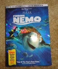WALT DISNEY'S FINDING NEMO  2-DISC COLLECTOR'S EDITION BONUS CD-ROM