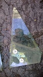 1981-1989 Lincoln Town Car Towncar passenger right front vent Window Glass OEM