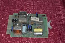 vintage telephone system module line card Model 4000F SAN BAR Western Electric ?