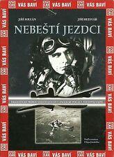 Riders In The Sky (Nebesti jezdci) Czech WW2 war movie English subtitles new dvd