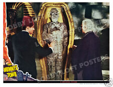 THE MUMMY'S TOMB LOBBY SCENE CARD # 6 POSTER 1942 TURHAN BEY KHARIS LON CHANEY