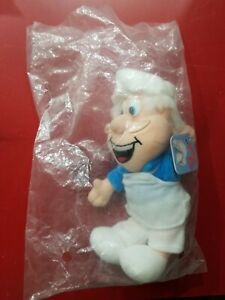 General Mills Cereal 1997 Breakfast Pals Wendell Baker Plush w/Tag