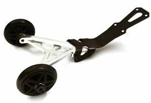 Integy Wheelie Bar Set Traxxas 1/10 Stampede 4X4 C28675SILVER