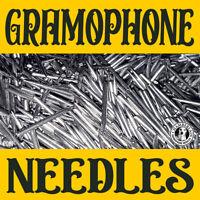 300 LOUD-MEDIUM-SOFT TONE MIXED NEEDLES for Victrola Gramophone Phonograph Crank