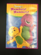 Barney's Numbers! Numbers! DVD