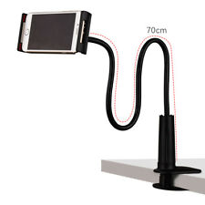 360° Long Arm Tablet Stand Holder For Samsung Ipad clamp on the table chair bed