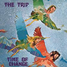 THE TRIP Time of change LP+CD italian prog