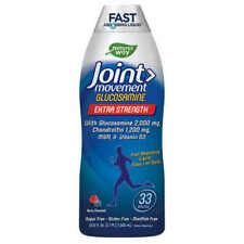 Nature's Way Joint Movement Glucosamine Extra Strength 33.8oz ** Berry Flavor **